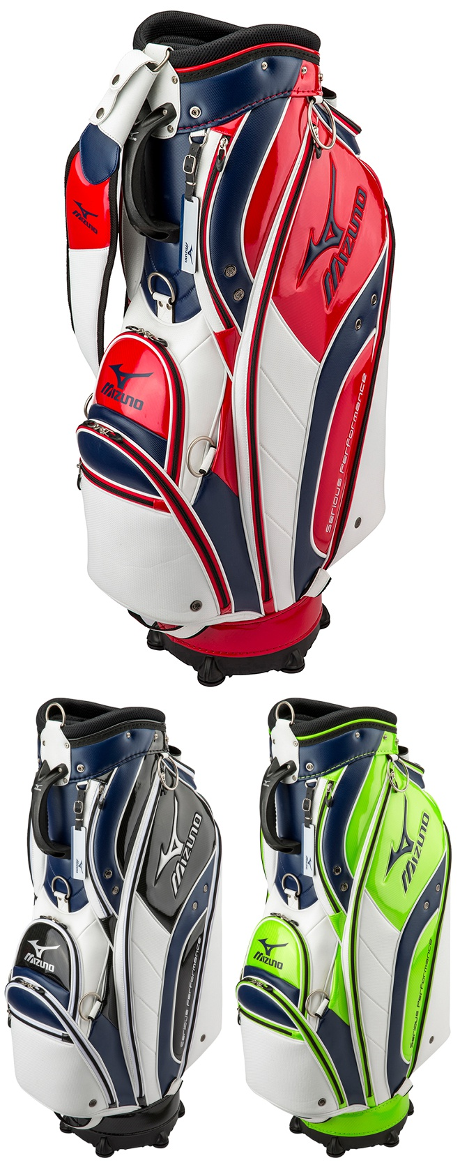 Mizuno 2016 Tour Style Limited Caddy Bag