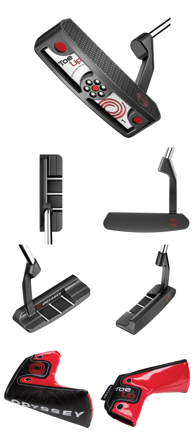 Odyssey Toe Up 1 Putter