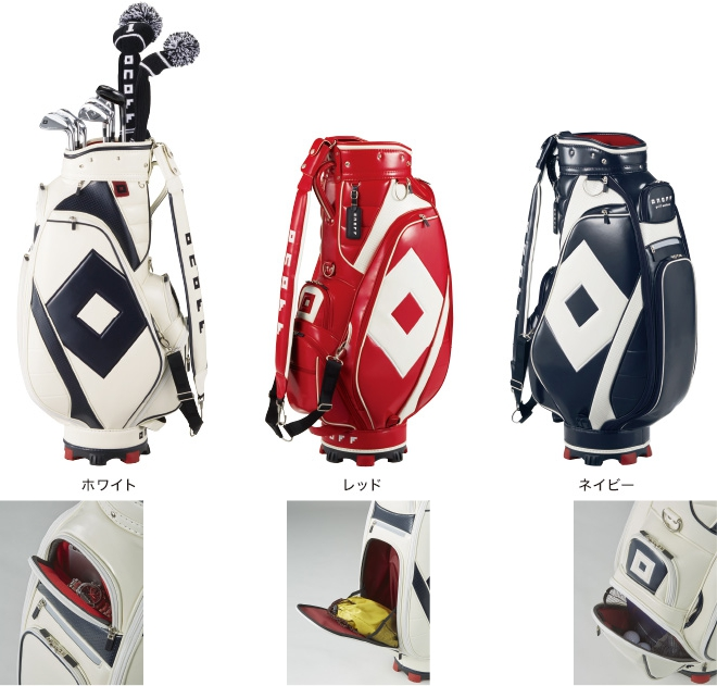 ONOFF 2016 Caddy Bag OB0916