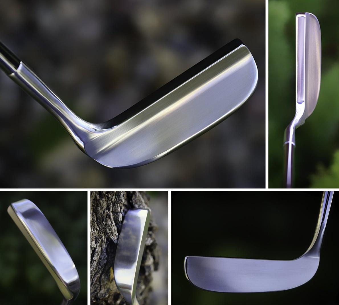 SEVEN Hizukuri Proto-L Blade Putter