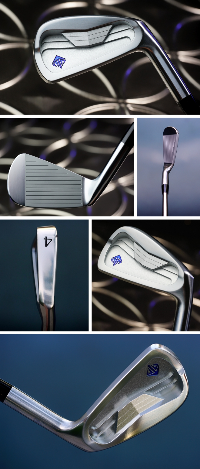 SEVEN 2016 CB Limited Iron