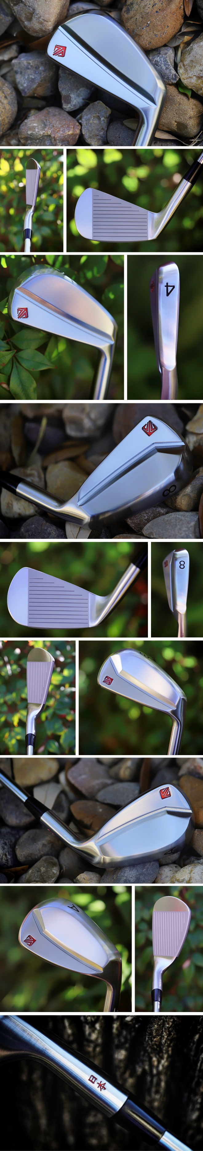 SEVEN Real Prototype MB aka RED 2 Iron