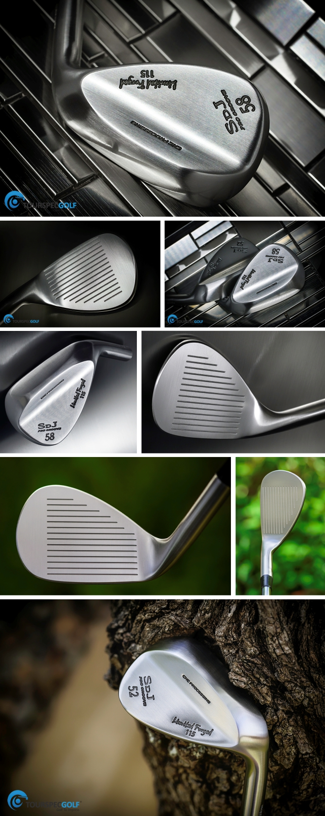Sky Dream Jump Limited Forged 115 PROTO Wedge